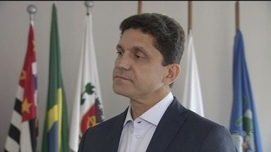Prefeitos da região escolhem novo presidente do Condesb - Prefeito de São Vicente, Pedro Gouvêa, foi eleito presidente do órgão.