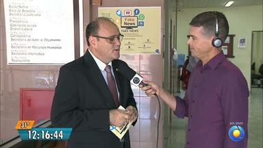 TRE Paraíba promove evento sobre notícias falsas - O debate será realizado hoje a tarde.