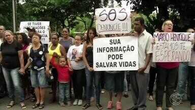 Famílias de Paty do Alferes, RJ, vivem drama de ter parentes desaparecidos - Mário Henrique de Oliveira Silva, de 38 anos, e Welinton de Oliveira Soares, de 32 anos, foram ao Rio de Janeiro e sumiram.