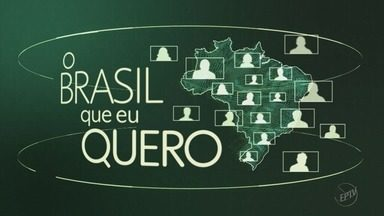 Faça seu vídeo: 'Que Brasil você quer para o futuro?' - Faça seu vídeo: 'Que Brasil você quer para o futuro?'