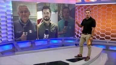 Confira as últimas notícias dos paulistas que estão Libertadores - Confira as últimas notícias dos paulistas que estão Libertadores