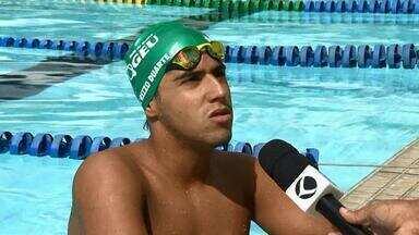 Nadador juiz-forano coleciona títulos em maratonas aquáticas - Athur Rizzo, de 17 anos é campeão Rei e Rainha do Mar, 2° lugar no 'X Terra' e ainda campeão mineiro de maratona aquática.