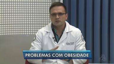 Médico tira dúvidas sobre a obesidade e as doenças relacionadas ao excesso de peso - Médico Marcos Serruya explica os graus da obesidade e quando se deve fazer a cirurgia para a redução de peso.