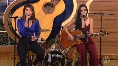 Larissa e Mariana com música autoral: Depois de Você! - Larissa e Mariana com música autoral: Depois de Você!