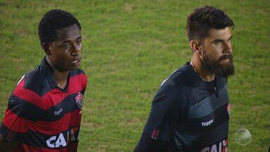 Vitória enfrenta o Bragantino nesta quarta-feira (28), pela Copa do Brasil - O jogo acontece às 19h30, em Bragança Paulista, no estado de São Paulo.