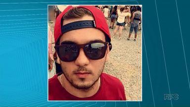 É grave estado de saúde de motorista do UBER baleado na cabeça em Londrina - Três jovens estão detidos, um maior e dois menores de idade. Eles são suspeitos de roubar o veículo e atirar em Flávio Martins Ribeiro Júnior, de 31 anos.