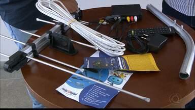 JPB2JP: Famílias cadastradas em programas federais tem direito ao kit para sinal digital - Mas tem que agendar.