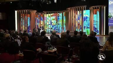 Executivos da Rede Globo debatem desafios da comunicação no Brasil - Encontro aconteceu em São Paulo com todas as emissoras