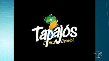 Instituto Cidadão Pró-Estado do Tapajós apresenta nova identidade visual e plataforma - As novas ações devem contribuir com a luta pela emancipação do Estado do Tapajós.