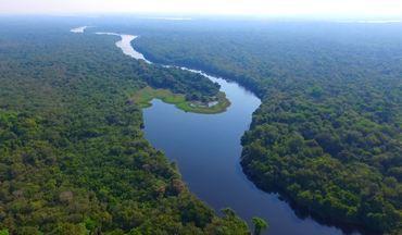 Pescaria no rio Xingu rende trairões, corvina e tucunarés (Bloco 02) - Equipe do Terra da Gente pesca com índios da etnia Ikpeng.