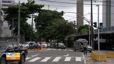 Mudança altera trânsito e acesso a bairros da Zona Norte do Recife - Mudanças ocorrem a partir deste sábado (3), nos acessos da Avenida Norte aos bairros do Torreão, Campo Grande, Encruzilhada e Espinheiro