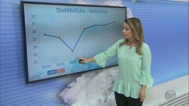 Confira a previsão do tempo para o Sul de MG no fim de semana - Confira a previsão do tempo para o Sul de MG no fim de semana