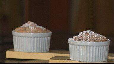 Suflê : saiba como preparar uma sobremesa doce e leve - Veja no Chef JPB.