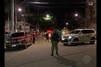 Polícia investiga execução de homem no bairro de Batista Campos - A vítima foi morta a tiros próximo do local de trabalho.
