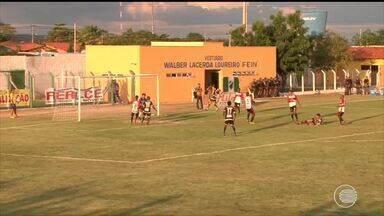Artilheiros do campeonato, Manoel e Erinaldo se enfrentam na partida entre Piauí e Altos - Artilheiros do campeonato se enfrentam na partida entre Piauí e Altos