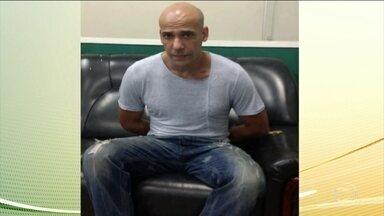 Bandido que atirou 12 vezes em empresário é preso em São Paulo - Tentativa de homicídio foi na semana passada. O empresário está internado em estado crítico e o criminoso teve a prisão preventiva decretada.