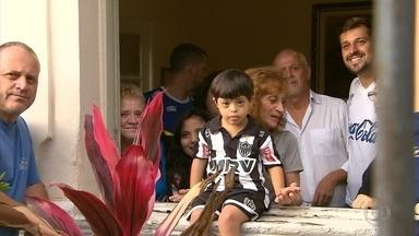 Família de Nívio Gabrich destaca a importância do ex-jogador para Santa Luzia - Família de Nívio Gabrich destaca a importância do ex-jogador para Santa Luzia