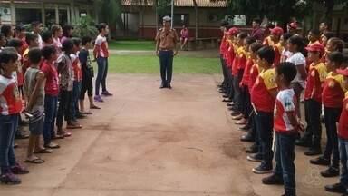 Projeto musical 'Bombeiro Mirim' abre 300 vagas para Macapá e Oiapoque - São oportunidades para crianças e adolescentes em vulnerabilidade social. Inscrições são gratuitas e seguem até o dia 16 de março.