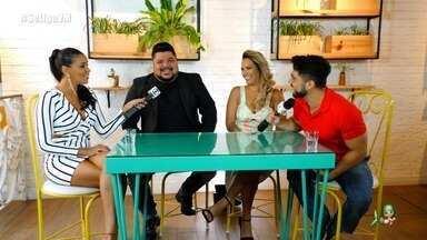 Música com Gabi Lima e Bento Nunes no Se Liga VM - Cantores conversam com Niara Meireles e Daniel Viana