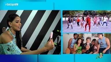 "David Anderson lança música e coreografia inspirada na brincadeira ""Jacarandá"" - Niara Meireles entrevista o artista caririense que relembra a brincadeira de infância"