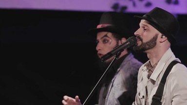 Estreia clipe Rafinha Acústico feat Fernando Anitelli - Estreia clipe Rafinha Acústico feat Fernando Anitelli