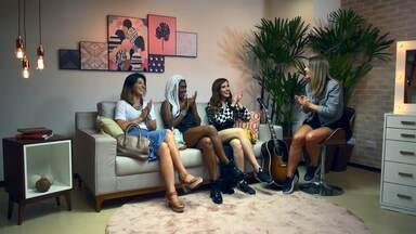 Só na web: assista ao papo exclusivo com as madrinhas do Cenário da Beleza - Sofia Oliveira, Chris Preta, Rafa Ronconi e Day Lima conversaram com Daiane Fardin