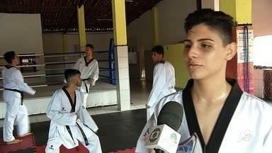 Conheça projeto de taekwondo cearense - Conheça projeto de taekwondo cearense