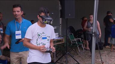 Feira de inovação mostra novidades na área - A feira funciona no domingo, das 9h às 19hs, no USINA 5.Rua Constantino Bordignon, 5 - Prado Velho