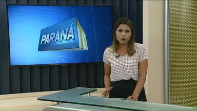 Pai e filho ficam feridos em acidente na BR-277 - O acidente foi em São Luis do Purunã