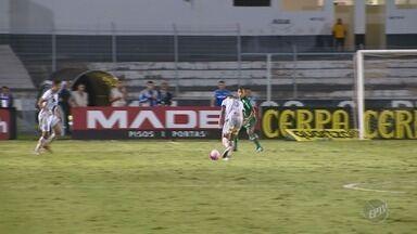 Ponte Preta entra em campo contra o Bragantino com cinco desfalques - Macaca entra em campo remendada e busca reabilitação após cinco jogos sem vencer no Campeonato Paulista.