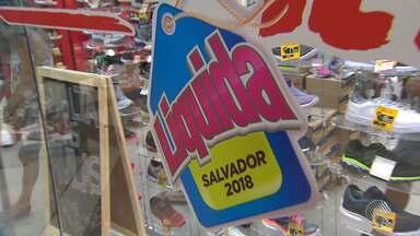 Liquida Salvador movimenta comércio da capital com descontos tentadores - Moradores da capital e região metropolitana poderão aproveitar os descontos e concorrer a prêmios.