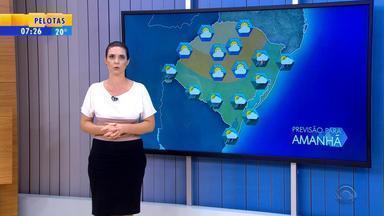 Tempo: terça-feira (6) será de instabilidade no interior do RS - Veja como fica a previsão.