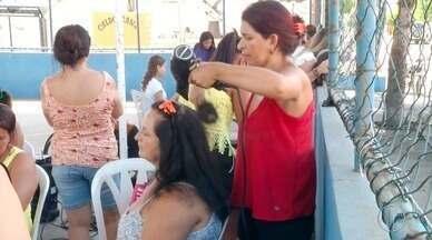 Programação para o Dia Internacional da Mulher é aberta em Campos, no RJ - Assista a seguir.