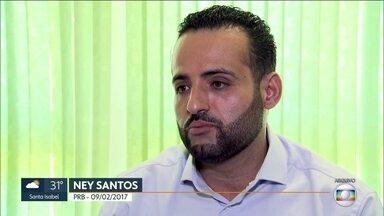 Câmara aceita pedido de afastamento de Ney Santos, que governava Embu das Artes - Câmara aceita pedido de afastamento de Ney Santos, que governava Embu das Artes.