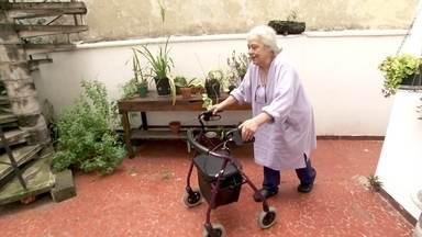 Mobilidade na terceira idade - Cidades e residências precisam estar preparadas para o trânsito seguro e confortável dos idosos.
