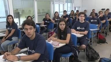 Abertas inscrições para o 29º edição do Prêmio Jovem Cientista - O prêmio Jovem Cientista incentiva estudantes e jovens pesquisadores brasileiros na busca de soluções inovadoras.