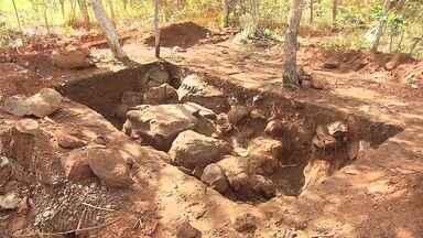 Novo sítio arqueológico no Paranoá traz pistas valiosas de histórias do DF - Novo sítio arqueológico no Paranoá traz pistas valiosas de histórias do DF há pelo menos 11 anos.