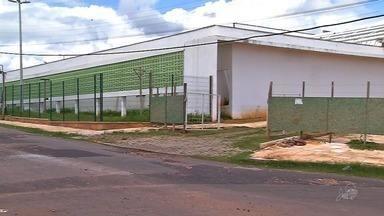 Entrega da policlínica em Miradão continua atrasada - Saiba mais em g1.com.br/ce