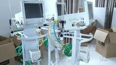 Novo prazo para instalação de leitos de UTI pediátrica, em Araguaína, é definido - Novo prazo para instalação de leitos de UTI pediátrica, em Araguaína, é definido