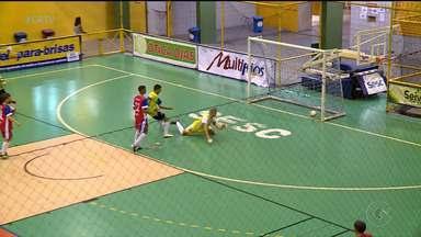 Erem Jornalista e Colégio Dom Bosco se enfrentaram pela Base - A partida foi válida pela categoria sub-17