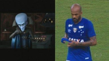Megamente Bruno Silva terá mais uma chance como titular do Cruzeiro no domingo - Megamente Bruno Silva terá mais uma chance como titular do Cruzeiro no domingo
