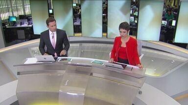 Jornal Hoje - Íntegra 09 Março 2018 - Os destaques do dia no Brasil e no mundo, com apresentação de Sandra Annenberg e Dony De Nuccio