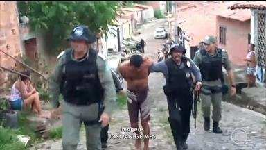 Operação Rapinagem tem prisão de suspeitos de estupro e homicídios - Operação Rapinagem tem prisão de suspeitos de estupro e homicídios