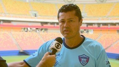 Campeão mundial com o Corinthians, Índio comandará equipe sub-19 de novato no Amazonas - Ex-jogador trabalhará no Atlético Amazonense, equipe recém-criada no estado.