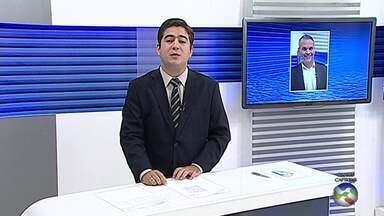 Após cirurgia, Alexandre Farias recebe alta da UTI - Jornalista foi submetido a uma cirurgia para colocação da prótese craniana após ter sido atingido por uma bala perdida em Caruaru.