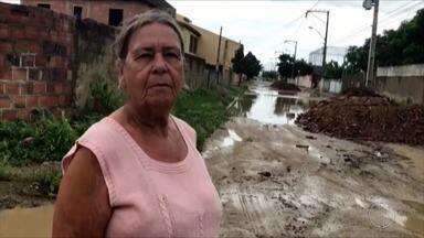 Baixada campista enfrenta transtornos por causa da forte chuva - Assista a seguir.