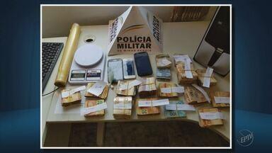 Operação do MP e polícia prende nove pessoas por tráfico de drogas no Sul de MG e SP - Operação do MP e polícia prende nove pessoas por tráfico de drogas no Sul de MG e SP