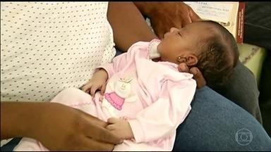 Falta vacina pentavalente em vários estados do Brasil - Bebês precisam tomar três doses da vacina. O Ministério da Sáude disse que a distribuição deve ser regularizada ainda no mês de março.