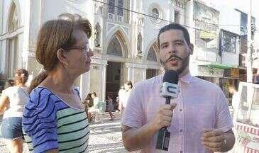 Aracaju: 163 anos de fundação - Paulo Teles, professor e historiador contou um pouco da historia e curiosidades da cidade de Aracaju, no Missão Repórter Combinado.