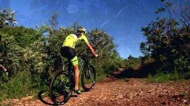 Conheça um atleta de XTerra, o triatlo realizado no meio do mato - Já ouviu falar em XTerra? É o triatlo no meio do mato. E Brasília tem até um campeão mundial.